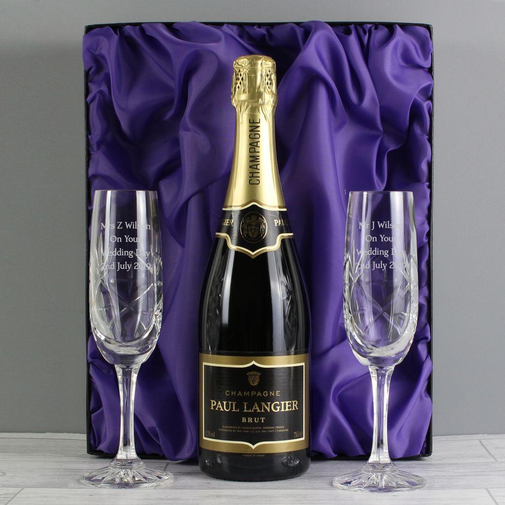 Premium Champagne Gift Set
