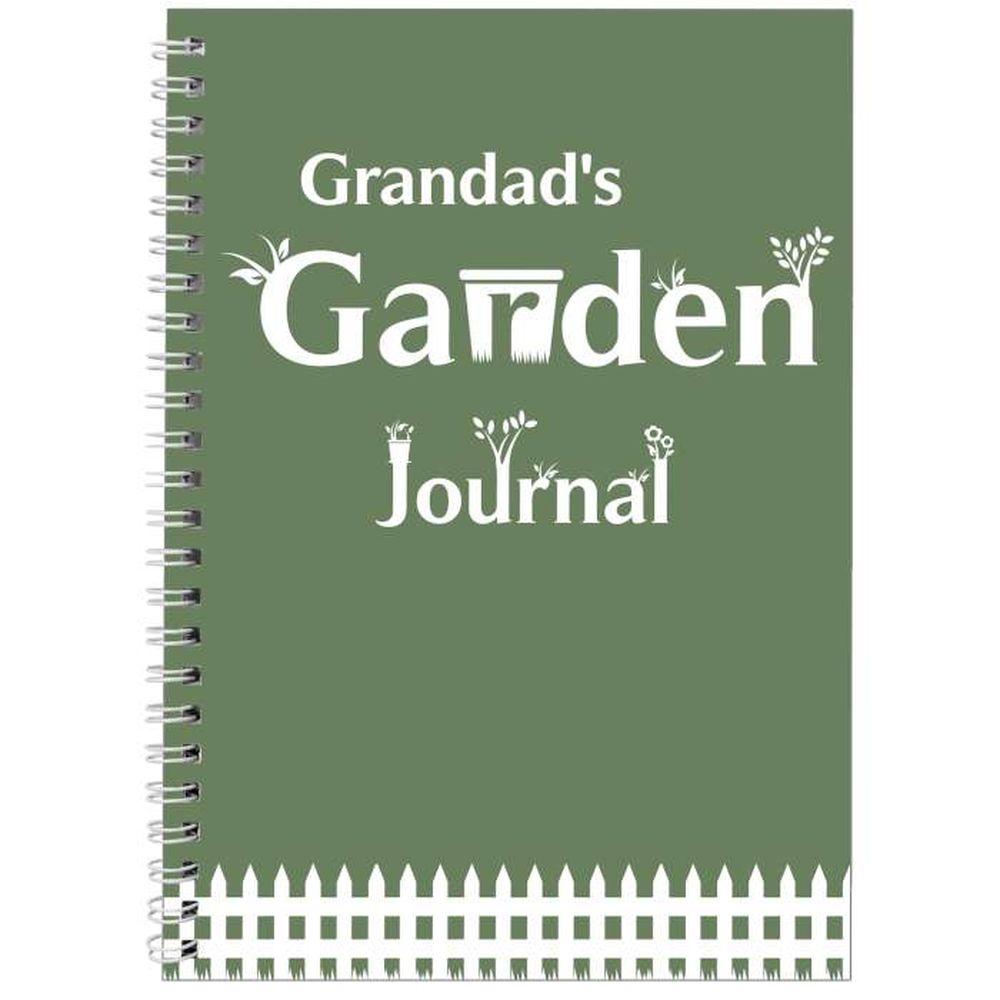 Gardeners Notebook - Softback