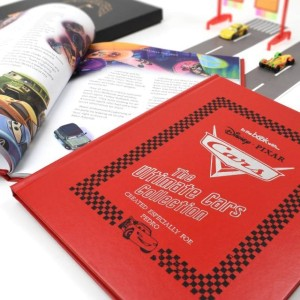 Personalised Disney Cars Deluxe Collection Book