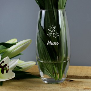 Mum Tapered Bullet Vase