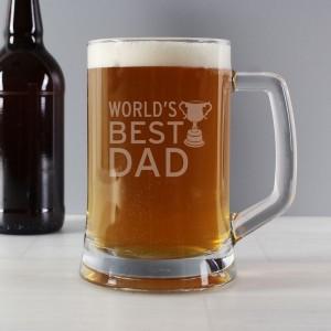 World's Best Dad Tankard