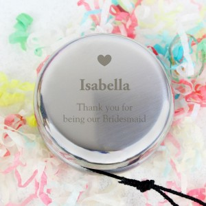 Personalised Heart YOYO