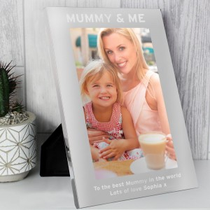 Personalised & Me 7x5 Silver Photo Frame