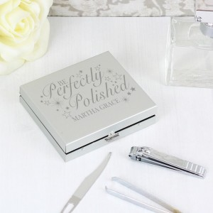 Personalised Perfectly Polished Manicure Set