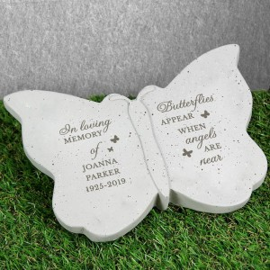 Personalised Butterflies Appear Memorial Butterfly