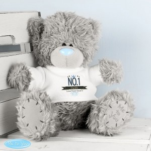 "Personalised Me to You Bear ""No.1'"