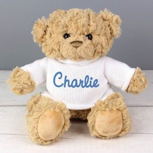 Personalised Teddy Bears - Customise A Teddy Bear With A