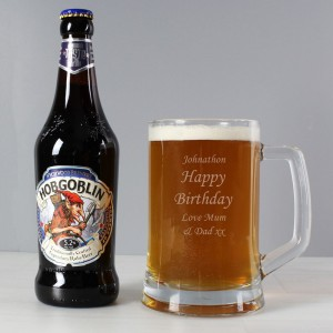 Personalised Traditional Ale Gift Set