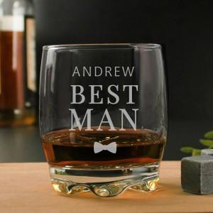 Personalised Best Man Tumbler