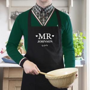 Personalised Mr Apron