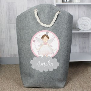 Personalised Fairy Princess Storage Bag
