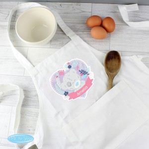 Personalised Tiny Tatty Teddy Children's Apron