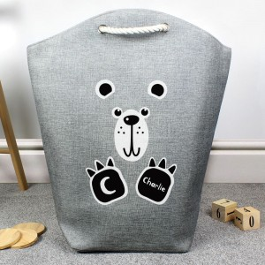 Personalised Bear Storage Bag