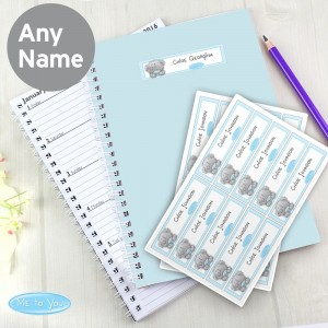Personalised Me To You Stickers