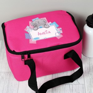 Personalised Me To You Girls Lunch Bag