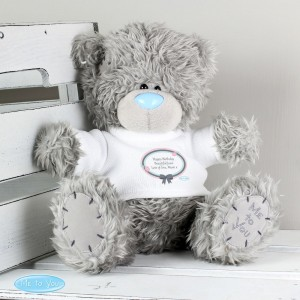 Personalised Me To You Bear Pastel Polka Dot