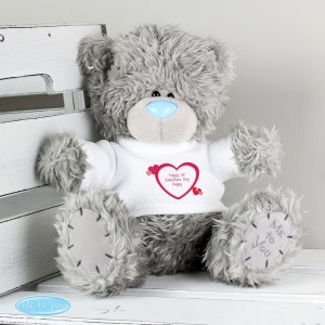 Personalised Me to You Bear Hearts