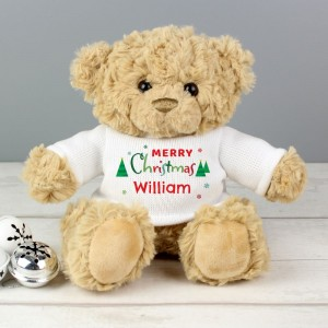 Personalised Teddy Bears - Customise A Teddy Bear With A