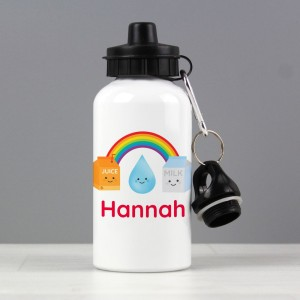 Personalised Healthy Eating Drinks Bottle