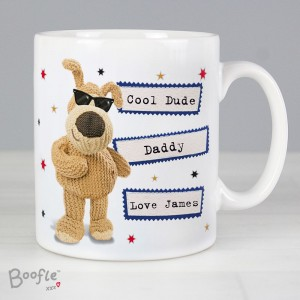 Personalised Boofle Stars Mug