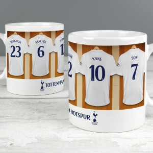 Tottenham Hotspur Football Club Dressing Room Mug