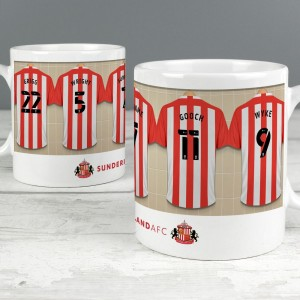 Sunderland Athletic Fotball Club Dressing Room Mug