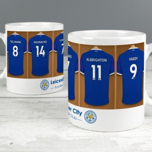 Leicester City Football Club Dressing Room Mug
