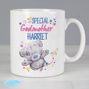 Personalised Me to You Godmother Mug