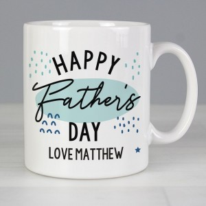 Personalised Father's Day Mug