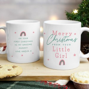 Personalised From Your Little Girl Mug