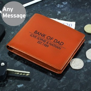 Personalised Wallets, Leather Wallets For Men