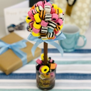 Personalised Allsorts Tree - 25cm