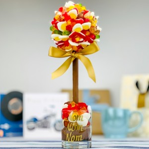 Personalised Haribo Sweet Tree - 35cm