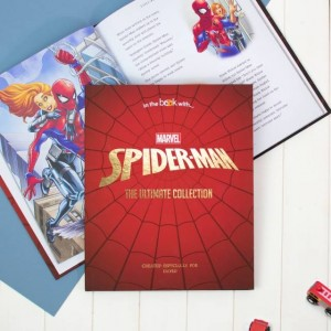 Spider-Man Deluxe Collection Book
