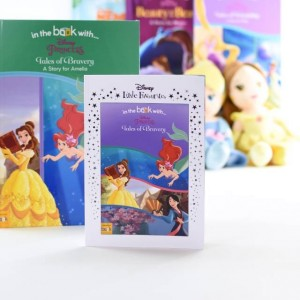 Personalised Disney Little Favourites Princess tales of Bravery
