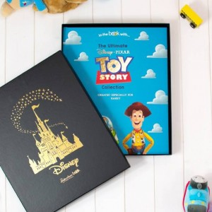 Personalised Disney Toy Story Deluxe Collection Book