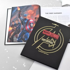 Personalise it Later - Marvel Deluxe Avengers Collection