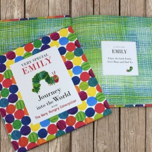 Very Special You, Personalised Journey into the World Story Book