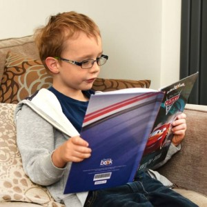 Personalised Disney Cars 3 Story Book - Hardback