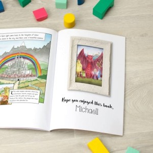 Signature Favourite Personalised Legend Of 'Name' Story Book