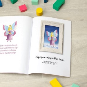 Signature Favourite Personalised Tooth Fairy Story Book
