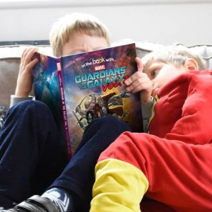 Guardians of the Galaxy 2 Personalised Marvel Story Book - Softback