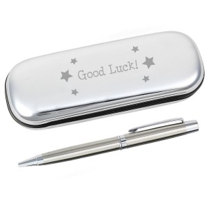 Good Luck Pen & Box