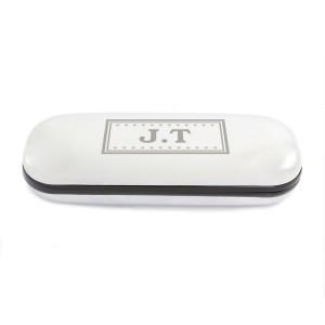 Personalised Monogram Glasses Case