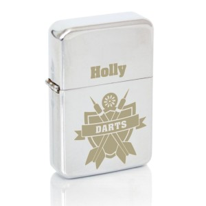 Personalised Darts Lighter