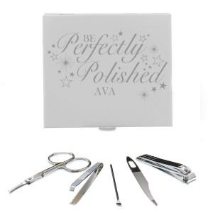 Personalised Perfectly Polished Manicure Set