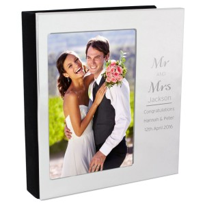 Personalised Classic 6x4 Photo Frame Album