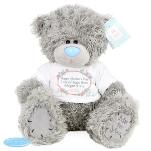 "Personalised Me To You Bear ""Floral'"