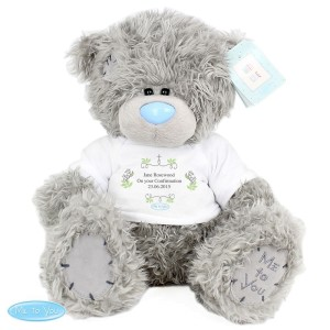 Personalised Me To You Bear Religious Cross