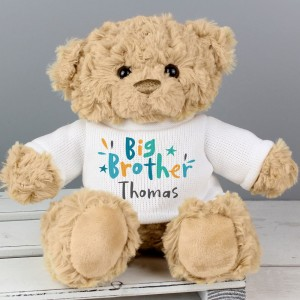 Personalised Big Brother Teddy Bear